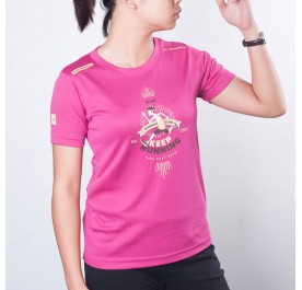 Active Wear - Pink - Running Man