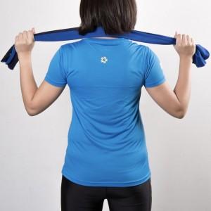 Active Wear - Blue - Beast Mode On