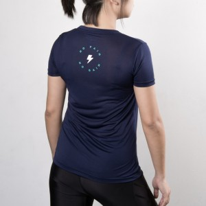 Active Wear - Dark Blue - Don't Quit