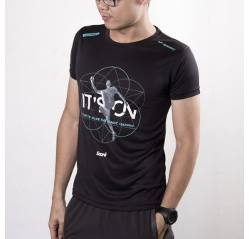 Active Wear - Black - It's On