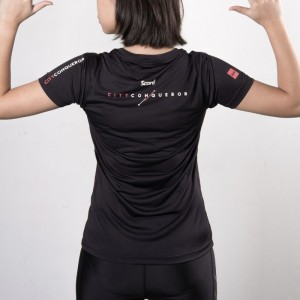 Active Wear - Black - Conqueror