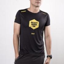 Active Wear - Black - Beast Mode On