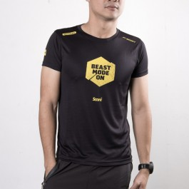 Active Wear - Black - Beast Mode On