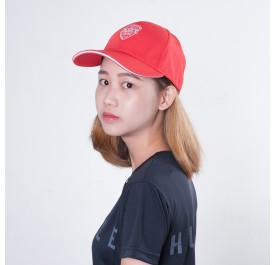 Baseball Cap - Red - Score force of nature