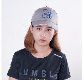 Baseball Cap - Grey - Unstoppable