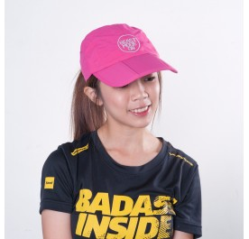 Sports Cap - Pink - Beast Mode On