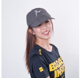 Sports Cap - Dark Grey - Running