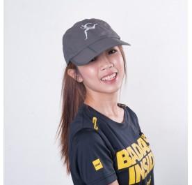 Sports Cap - Dark Grey - Running