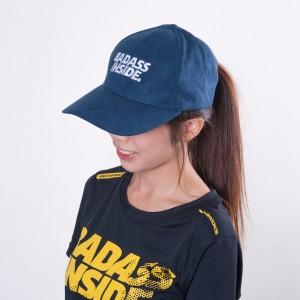 Baseball Cap - Dark Blue - Badass Inside