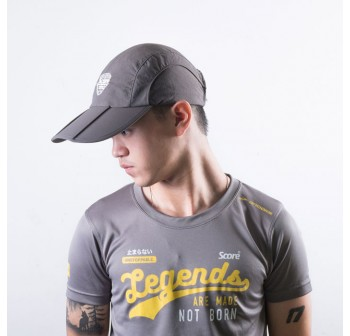 Sports Cap - Dark Grey - Score Shield