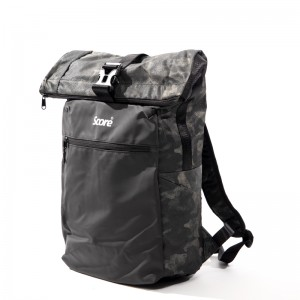 Army Backpack with Laptop Bag