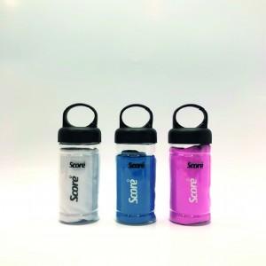 Cooling Sport Towel + PVC Bottle