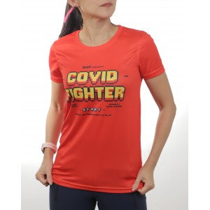 Active Wear - Red - Covid Fighter