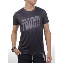 Active Wear - Black - When The Going Runs-Tough
