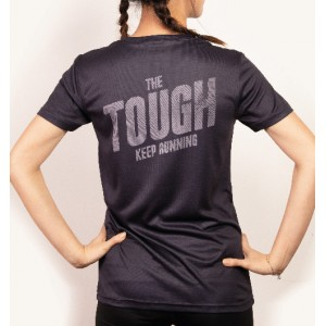 Active Wear - Black - When The Going Runs-Tough