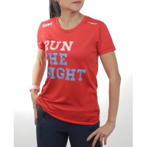 Active Wear - Red - Score Run (Night) Edition Event