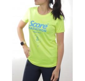 Active Wear - Yellow - Score Marathon (RTN) Edition Event