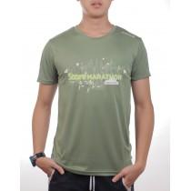 Active Wear - Dark Green - Score Marathon (RTD) - 21 KM Edition Event