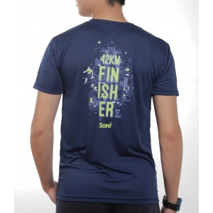 Active Wear - Dark Blue - Score Marathon (RTN) - 42 KM Edition Event