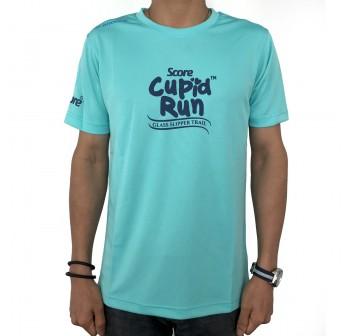 Active Wear - Turquoise - Score Cupid Run - Edition Event (MEN)
