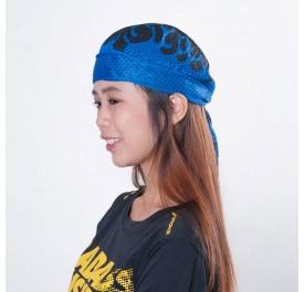 Sports Bandana - Blue Flame