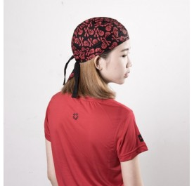 Sports Bandana - Red Skull