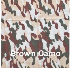 Sports Buff - Brown Camo