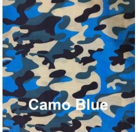Sports Buff - Camo Blue