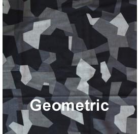 Sports Buff - Geometric
