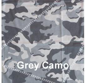 Sports Buff - Grey Camo