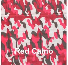 Sports Buff - Red Camo